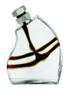 Macho Decanter 90 cl yellow