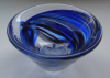 Tempera Small blue bowl 120mm