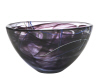 Contrast medium black bowl
