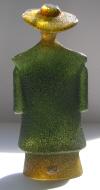 Catwalk Poncho green